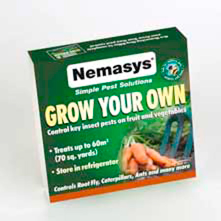 Nemasys 'Grow Your Own' Multiple Pest Killer