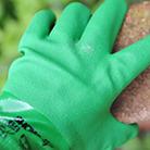 Dry hands   gardening glove