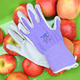 Little fingers    kids purple nitrile glove