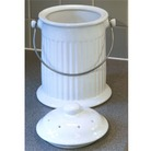 Ceramic Odourless Compost Crock