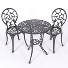 Stamford Juno Green Patio Set