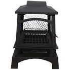 Greenfingers Square Firepit - Medium