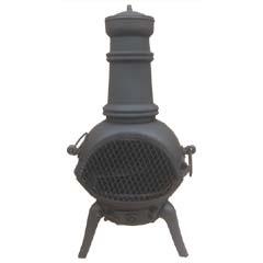 Cast Iron Chiminea - Medium