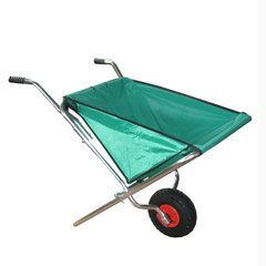 Greenfingers Premier Folding Wheelbarrow