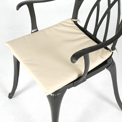 Seat Pad For Garden Chair