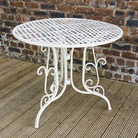Greenfingers Mercia Patio Table
