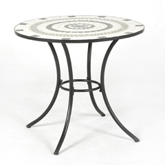 Ellister Milano Rose Patio Table