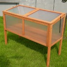 Greenfingers Large Raised Cold Frame