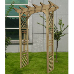 Greenfingers FSC Fir Premier Garden Arch