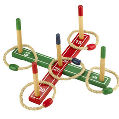Garden Games - Quoits