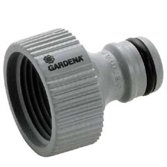 Gardena Threaded Tap Connector - 21mm Taps