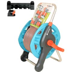 Gardena 2 in 1 Hose Reel Set