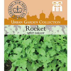 Urban Seed Collection - Rocket Sweet Oakleaf
